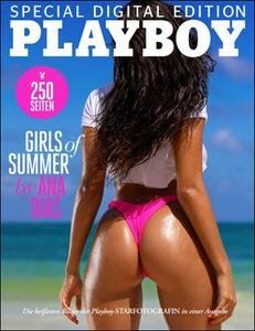 Playboy Germany Special Digital Edition - Girls of Summer by Anna Dias - 2020