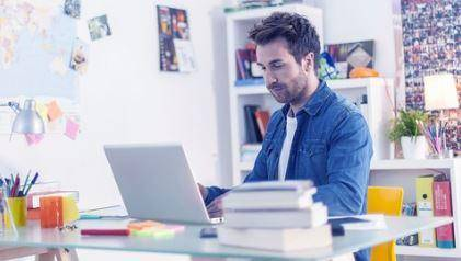 Work from Home: Become a Web Designer with No Coding