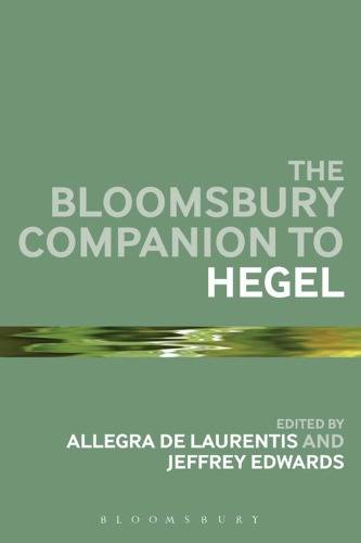 The Bloomsbury Companion to Hegel (repost)