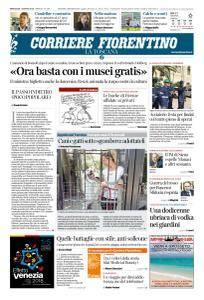 Corriere Fiorentino La Toscana - 1 Agosto 2018
