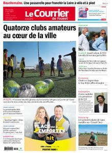 Le Courrier de l'Ouest Angers – 02 mai 2021