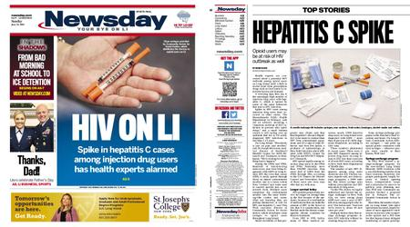 Newsday – June 16, 2019