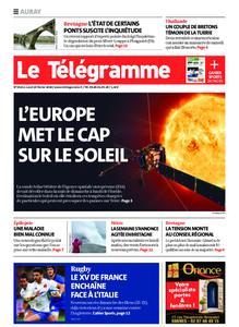 Le Télégramme Auray – 10 février 2020