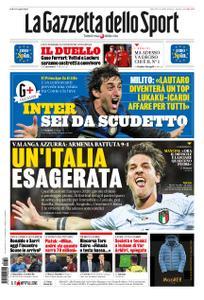 La Gazzetta dello Sport Sicilia – 19 novembre 2019