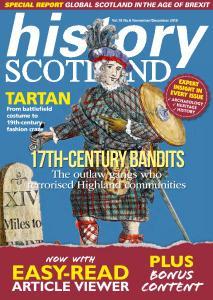 History Scotland - November-December 2019