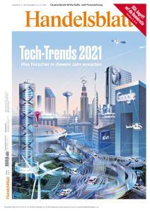 Handelsblatt - 8-10 Januar 2021