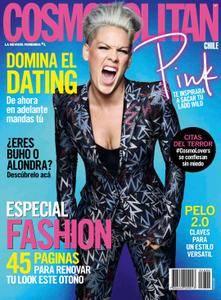 Cosmopolitan Chile - abril 2018