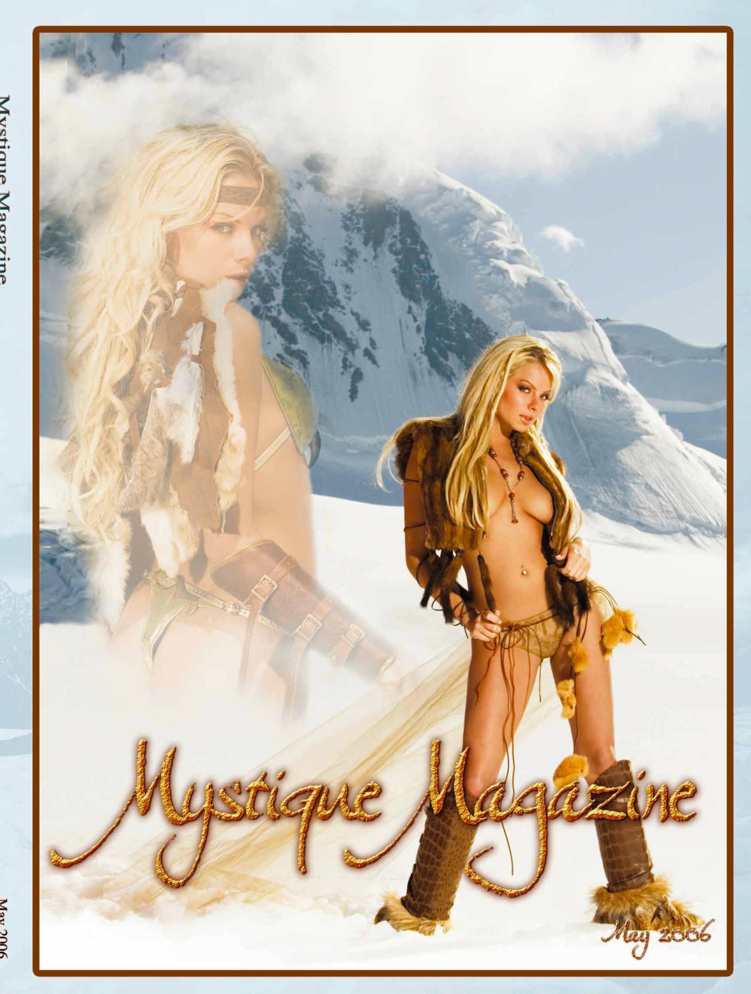 Mystique Magazine