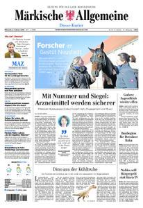 Märkische Allgemeine Dosse Kurier - 06. Februar 2019
