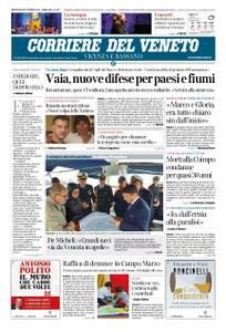 Corriere del Veneto Vicenza e Bassano – 30 ottobre 2019