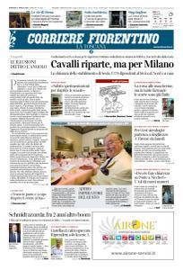 Corriere Fiorentino La Toscana - 21 Aprile 2020