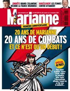 Marianne N.1074-1075 - 20 Octobre 2017