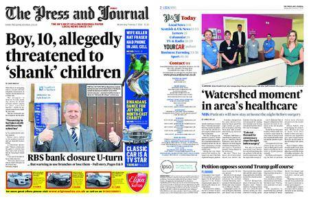 The Press and Journal Moray – February 07, 2018