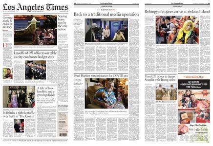 Los Angeles Times – December 05, 2020