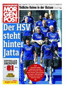 Hamburger Morgenpost – 09. August 2019