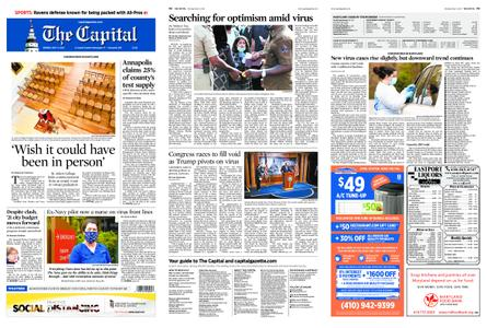 The Capital – May 11, 2020