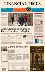 Financial Times Asia - 11 February 2021