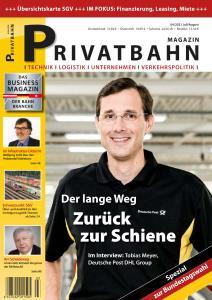 Privatbahn Magazin - Juli-August 2021