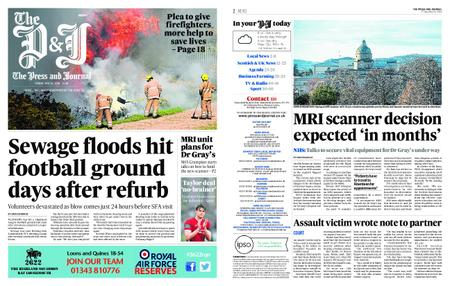 The Press and Journal Moray – May 24, 2019
