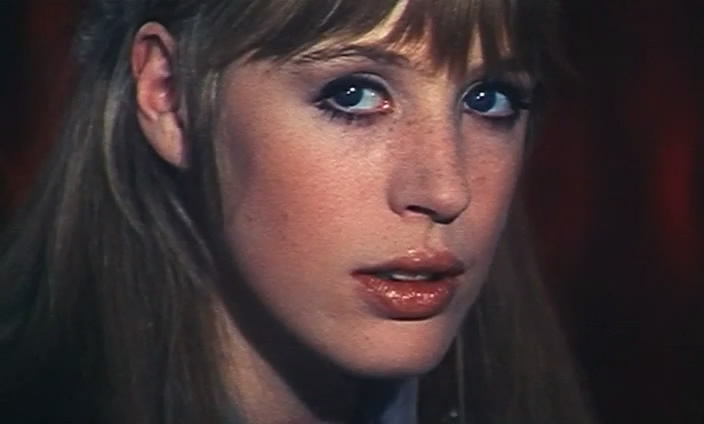 The Girl on a Motorcycle / La Motocyclette (1968) Repost