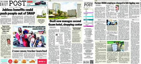 The Guam Daily Post – June 03, 2020