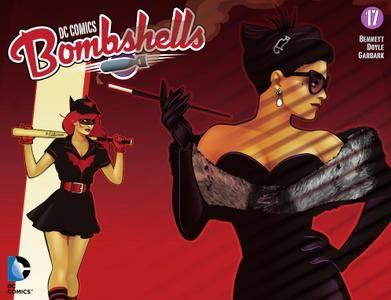DC Comics - Bombshells 017 2015 Digital