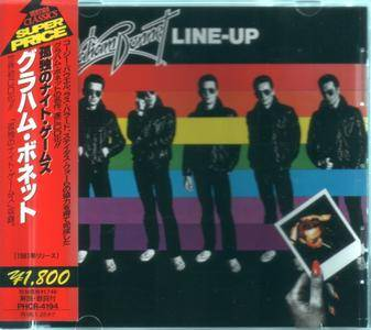 Graham Bonnet - Line-Up (1981) {1994, Japanese Reissue}