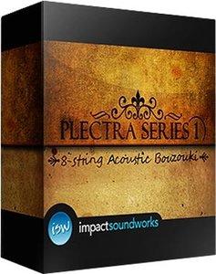 Impact Soundworks Plectra Series 1 - 8-strings Acoustic Bouzouki KONTAKT