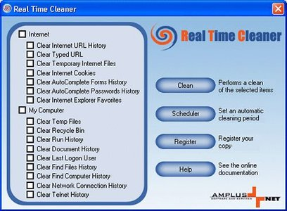 Real Time Cleaner 2.5