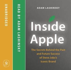 «Inside Apple» by Adam Lashinsky