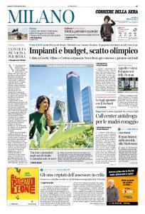 Corriere della Sera Milano – 25 maggio 2019