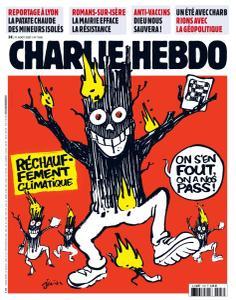 Charlie Hebdo - 11 Août 2021