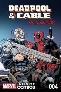 Deadpool  Cable - Split Second Infinite Comic 004 2015 digital