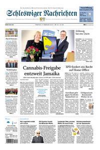 Schleswiger Nachrichten - 08. Februar 2019
