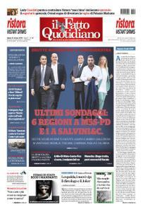 Il Fatto Quotidiano - 12 ottobre 2019