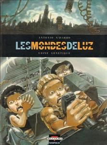 Les Mondes de Luz  -02 Tomes