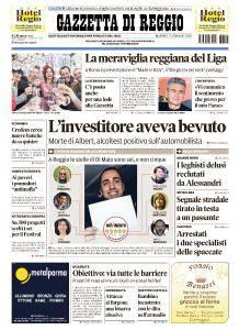 Gazzetta di Reggio - 23 Gennaio 2018