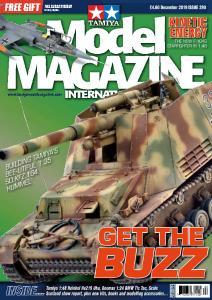 Tamiya Model Magazine - Issue 290 - December 2019