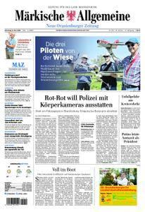 Neue Oranienburger Zeitung - 08. Mai 2018