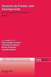 Deutsch als Fremd- und Zweitsprache, 2. Halbband