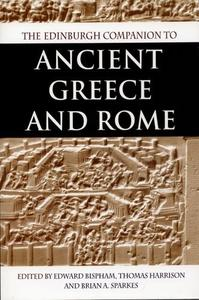 The Edinburgh Companion to Ancient Greece and Rome