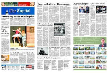 The Capital – February 09, 2019