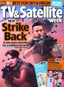 TV & Satellite Week - 28 October 2017