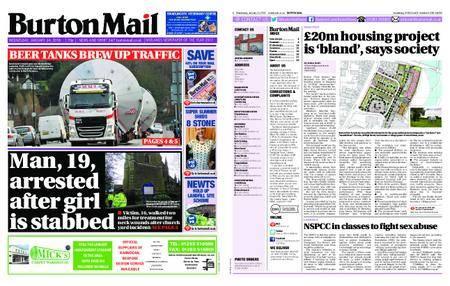 Burton Mail – January 24, 2018