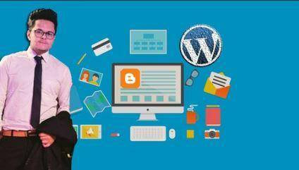 The Complete Blogging Course Build Blogs and Earn Money