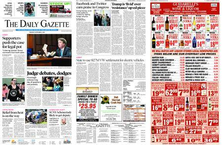 The Daily Gazette – September 06, 2018