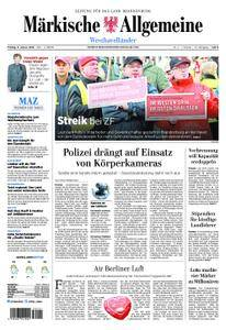 Märkische Allgemeine Westhavelländer - 05. Januar 2018