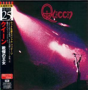 Queen - Queen (1973) {1998, 25 Anniversary Edition, Remastered, Japan}