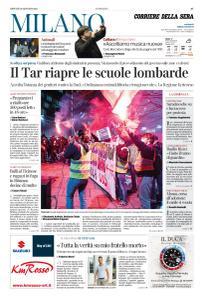 Corriere della Sera Milano - 14 Gennaio 2021