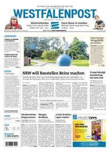 Westfalenpost Wetter - 09. Mai 2018